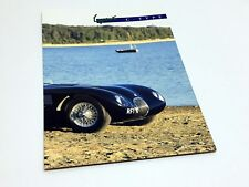 Lynx 1951 Jaguar C-Type Replica Brochure
