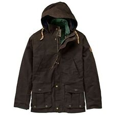 $298 TIMBERLAND MEN'S MOUNT DAVIS 3-IN-1 WAXED CANVAS JACKET SIZE L