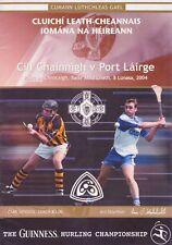 GAA 2004 All-Ireland Senior Hurling Championship Semi-Final Kilkenny v Waterford