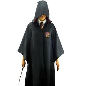 Official Harry Potter Warner Bros licence Gryffindor Robe