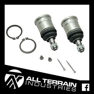 NISSAN NAVARA D40 25MM EXTENDED UPPER BALL JOINTS 2005-2014 4WD THAI