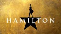 2 Hamilton New York Tickets 12/2/17 @8:00pm Orchestra Row T!