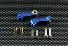 GPM M03 Alloy Rear Camber Set x2 - Blue M3057
