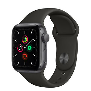 Apple Watch  SE 44mm Space Grey Aluminium with Straps GPS
