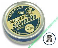500 Balines DIABOLO STANDARD 4.5 Marca: DIABOLO Model: STANDARD C 35322
