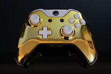 Gold White - Custom X Box one controller
