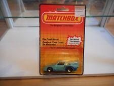 Matchbox Racing Porsche 935 in Blue on Blister