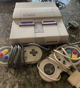 Nintendo Entertainment System Gray Home Console