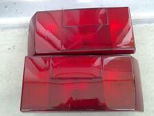 Rote Rückleuchten Lasierung / Wunsch Lasur Ihrer Golf 1 / Cabrio Rückleuchten !