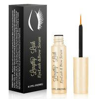 Eyelash Growth Serum Eyebrow Boost Enhancer Natural Rapid Simulator Extension
