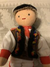 New ListingVintage Ethnic Doll In Traditional Clothing Detail 6 1/2�