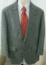 SOUTHWICK Checked Tweed Sport Coat Jacket  40R  USA