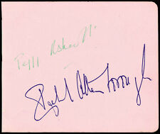 DAME PEGGY ASHCROFT - SIGNATURE(S) WITH CO-SIGNERS