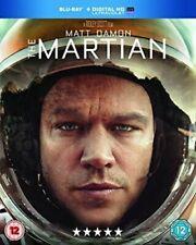 The Martian Blu-ray 2015 Region DVD