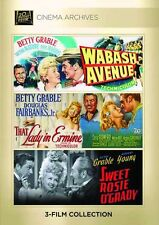 Betty Grable Collection  (3 movie set) - Region Free DVD - Sealed