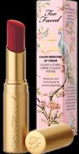Too Faced La Creme Color Drenched Lipstick Moisture Rich 90201hhh .11 oz NIB