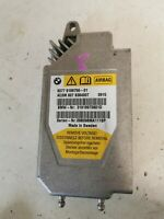 09-12 BMW F01 F02 AIR SRS BAG CONTROL MODULE UNIT 9199756 OEM