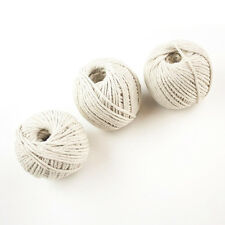 Pack of 3 - Household Home Office Ball Of Cotton String Twine Rope