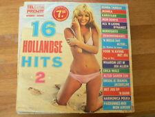 LP RECORD VINYL PIN-UP GIRL 16 HOLLANDSE HITS DEEL 2 TELSTAR PREMIE A