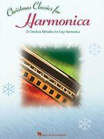 Christmas Classics for Harmonica (Harmonica... by Hal Leonard Publishi Paperback