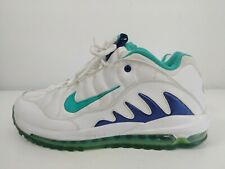 Nike Air Total GRIFFEY Max 99 White Green Royal Blue 488329-100 Mens Size 12