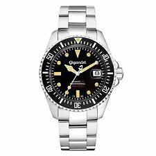 Men's Watch Diver Watch Automatic Gigandet Sea Ground G2-007 Stainless Steel