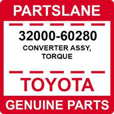 32000-60280 Toyota OEM Genuine CONVERTER ASSY, TORQUE