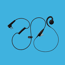 Police Security Durable Style C-Ring Swivel Earpiece for Motorola P140 P145 P160