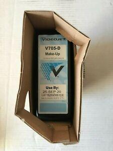 VIDEOJET V705-D UK NEW USE BY 25-SEP-20