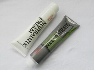 WELLA WELLASTRATE Permanent Straight System Hair Straightening Cream