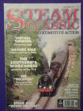 STEAM CLASSIC - WAGONS ROLE - Sept 1993 #42