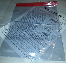 CLEAR FORCE BAG MAGIC MENTAL TRICK CLOWN KIDS MAGICIAN MENTALIST FORCING PREDICT