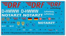Peddinghaus 2729 1/32 BK 117 Rettungshubschrauber der DRF Christoph Europa D- HW