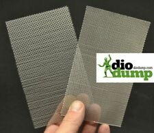 DioDump DD054 Aluminium mesh - 2 sheets: square + diagonal for model making