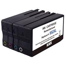 4PK For HP 952XL 952 Ink Cartridge Officejet Pro 8710 8715 8716 8720 8725 8728