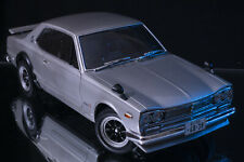 1/24 Nissan Skyline GT-R 2000 with light, finished