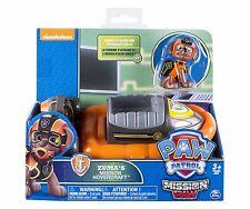 Paw Patrol Zuma's Hovercraft Toy - NEW STYLE Authentic Mission Paw Zuma Toy BNIB