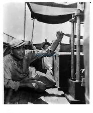The African Queen 1960S 8X10 Humphrey Bogart Katharine Hepburn
