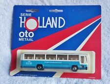 EFSI Holland 1:87 HO Scale Model Bus - KLM Autobusbedrijf Mercedes Benz: c.1980s