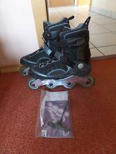 K2 Velocity Titanium Inline Skates Damen Inliner Gr. 39,5 schwarz/blau