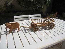 BLINIL,style Dejou,hay cart oxen,heuwagen ochsen,attelage boeufs charrette