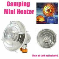 Outdoor Mini Portable Space Heater Gas Heating Stove Q4C4 Camping Tent Fish O2Q3