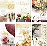 100 Glückwunschkarten zur Diamanthochzeit 73-1175, Karten Diamantene Hochzeit