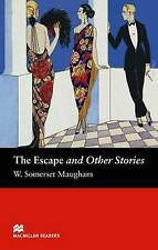 New, The Escape and Other Stories: Elementary (Macmillan Readers), W. Somerset M