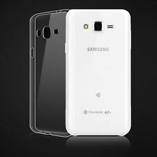 0.3mm Soft TPU Ultra Thin Silicone Gel Clear Case Cover For Samsung Galaxy J2