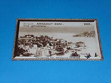 CHROMO PHOTO CHOCOLAT SUCHARD 1934 EUROPE TURQUIE TURKIYE ARNAOUT-KENI