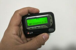 Unication Alpha Classic Spok Motorola Advisor pager beeper collectors movie prop