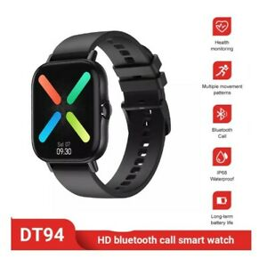 Smart Watch 4 Samsung iPhone Android Bluetooth Waterproof Fitness Tracker Fitbi