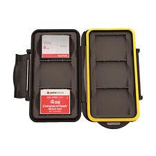 MC-CF6 Speicherkarten Schutzbox für 6 CF Karten Compact Flash Cards Memory Case