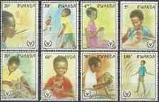 Timbres Rwanda 1024/30 ** lot 26341